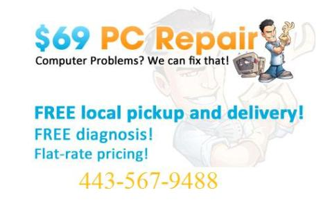 Computer Repair in Perry Hall Maryland
