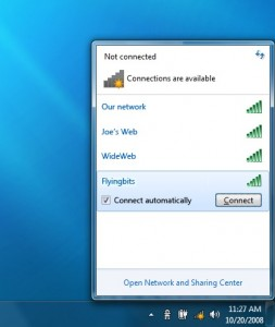 Baltimore WiFi Security