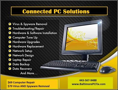 Local Perry Hall Computer Repair